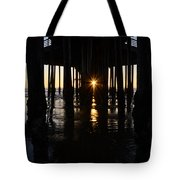 Pismo Beach Pier California 7 Tote Bag