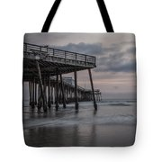 Pismo Beach Pier Tote Bag
