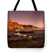 Pismo Beach Sunset Tote Bag
