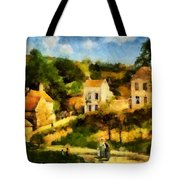 Pissaro L,hermitage Tote Bag