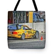 Pist 'n Broken Racing Tote Bag