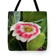 Pitch Apple Blossom Tote Bag