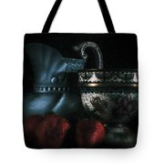 Pitcher And Fruit Tote Bag