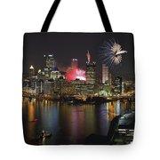Pittsburgh 3 Tote Bag