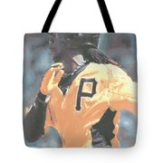 Pittsburgh Pirates Andrew Mccutchen Tote Bag