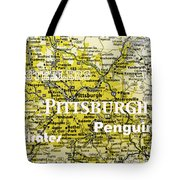 Pittsburgh Sports Tote Bag