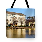 Pittsford Four Mill Tote Bag