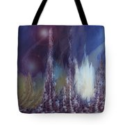 Pixel Dream Tote Bag