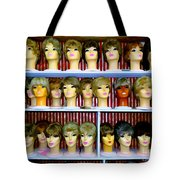 Pixie Chicks Tote Bag