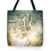 Pixie Smoke Tote Bag