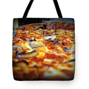Pizza Pie For The Eye Tote Bag