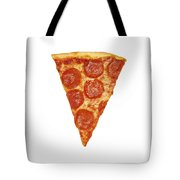 Pizza Slice Tote Bag