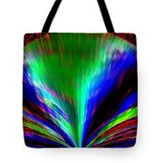 Pizzazz 10 Tote Bag