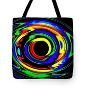 Pizzazz 12 Tote Bag