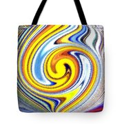 Pizzazz 25 Tote Bag