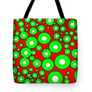 Pizzazz 5 Tote Bag