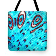Pizzazz 6 Tote Bag