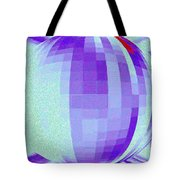 Pizzazz 9 Tote Bag