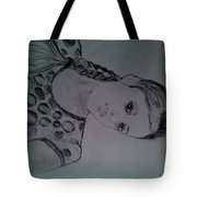 Pj Kelwins Sketch Tote Bag