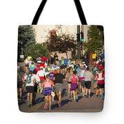 Pikes Peak Marathon And Ascent Tote Bag