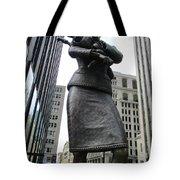 Place D'armes Sculpture 2 Tote Bag