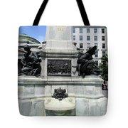 Place D'armes Sculpture 5 Tote Bag