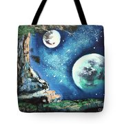 Place For Dreaming Tote Bag