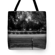 Place In The Shade Tote Bag