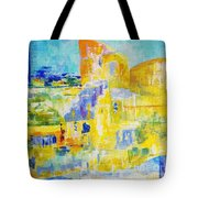 Place Of Light Tote Bag