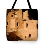 Place Of The Old Ones Tote Bag