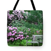 Place To Rest Tote Bag
