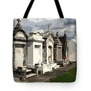Place Where Dead People Are Buried Tote Bag