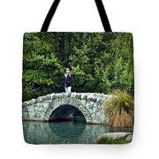 Placid Pond Tote Bag