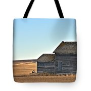 Plains Homestead  Tote Bag