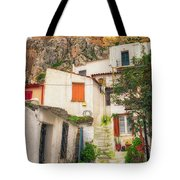 Plaka Tote Bag by James Billings