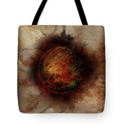 Planetary Breakthrough Tote Bag