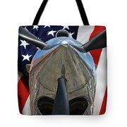 Planes Of Fame P-40c Warhawk Tote Bag
