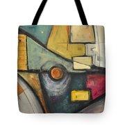 Planet Dada Tote Bag