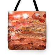 Planet Earth - Save Our Deserts Tote Bag