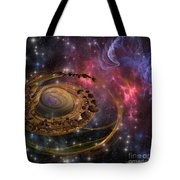 Planet Formation Tote Bag