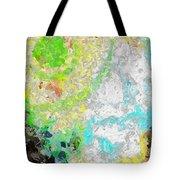 Planet Green Tote Bag