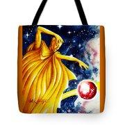 Planet  Guardian Tote Bag