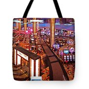 Planet Hollywood Casino Tote Bag