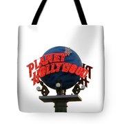 Planet Hollywood Sign Vegas Tote Bag