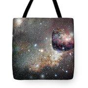 Planet Love Tote Bag