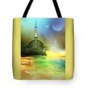 Planet Paladin Tote Bag