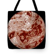Planet Zeetuna Tote Bag
