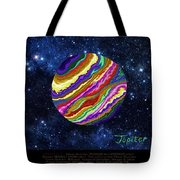 Planets 4 5 6 Astronomy Tote Bag