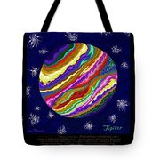 Planets 4 5 6  - Science Tote Bag