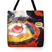 Planets Exploration Tote Bag